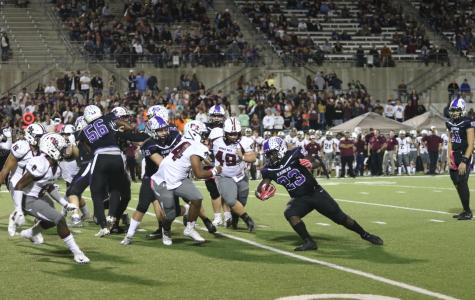 Cedar Ridge vs. Round Rock Football Recap