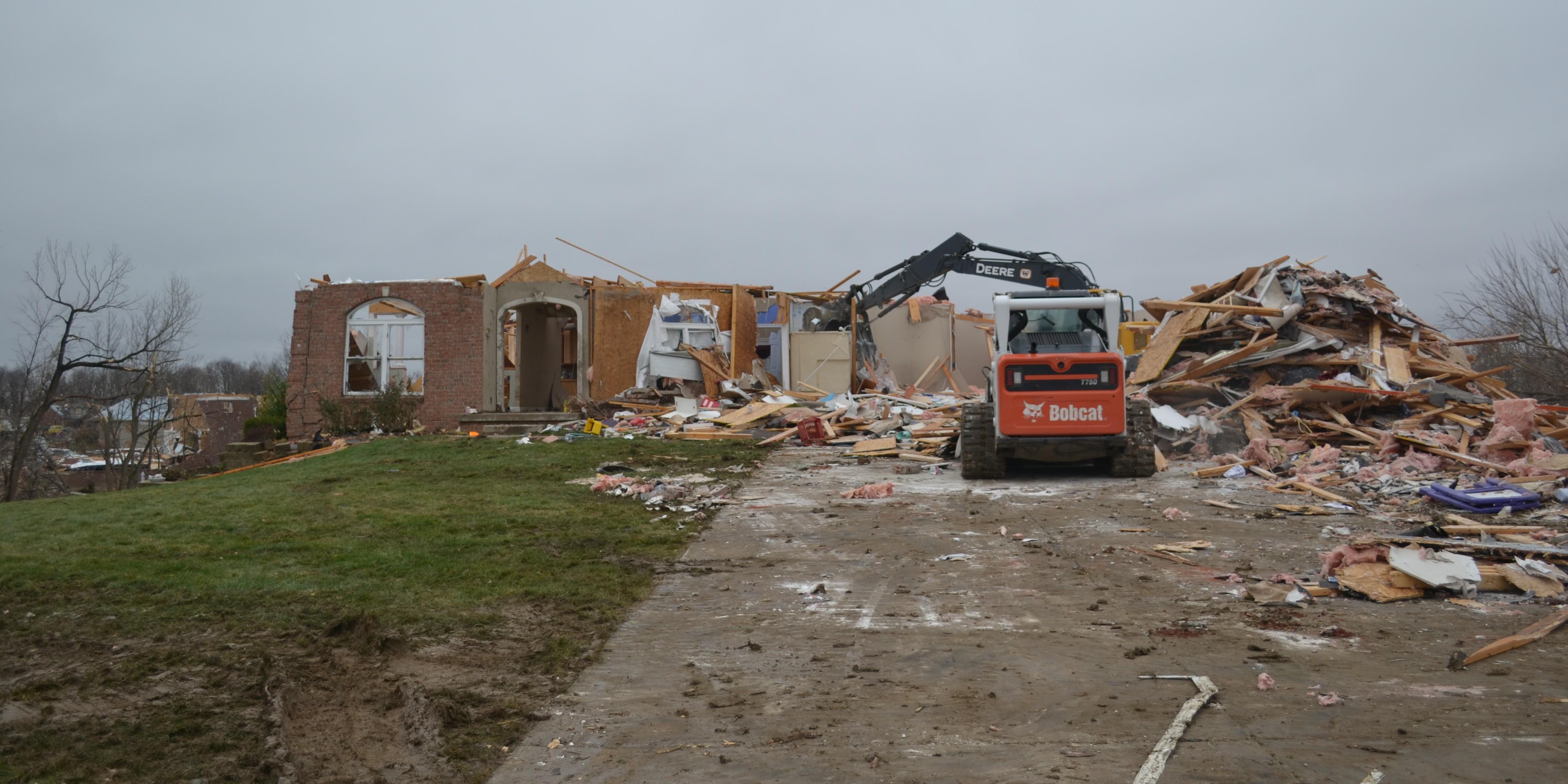 Washington, Illinois Tornado 2013
