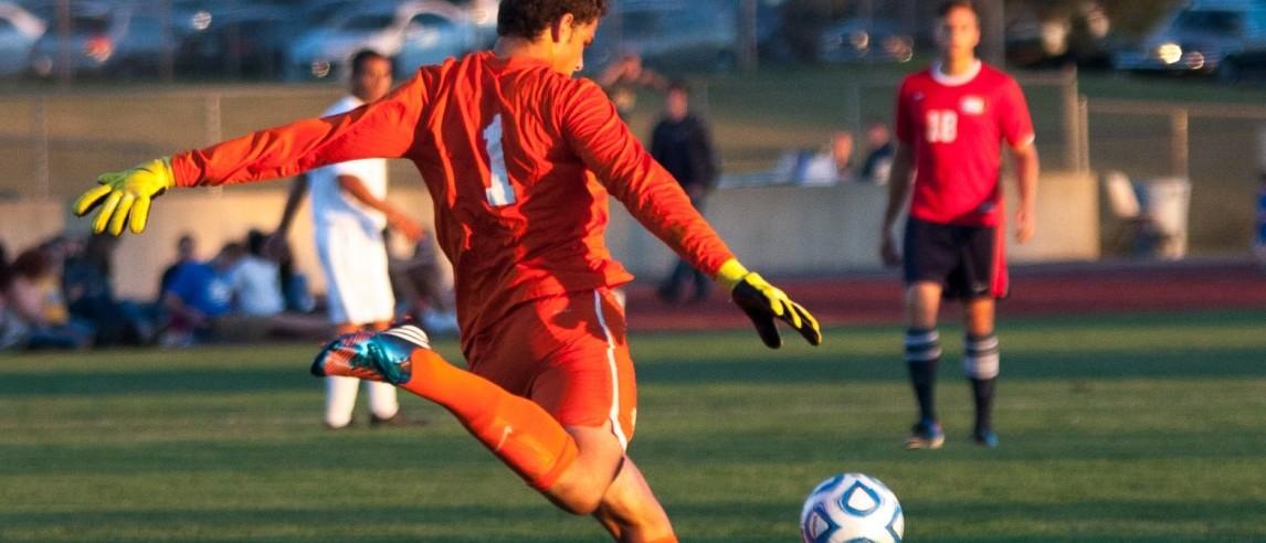 Ethan Dewhurst 2013 soccer opener
