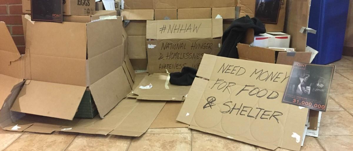 Hunger and Homelessness Awareness