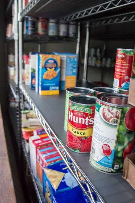 The CCMA offers aid to struggling people through a monthly food pantry and soup kitchen, a second-hand store, after-school programs and a Parish Nursing Program. photos: Kyria Luxon