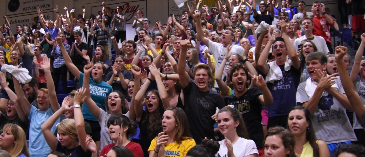 Volleyball Record Crowd