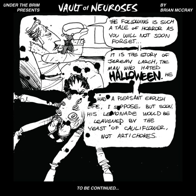 Vault of Neuroses Part 2