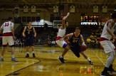 J.C. Faubion makes a hard drive toward the basket. (Photo: Allyson Weislogel)