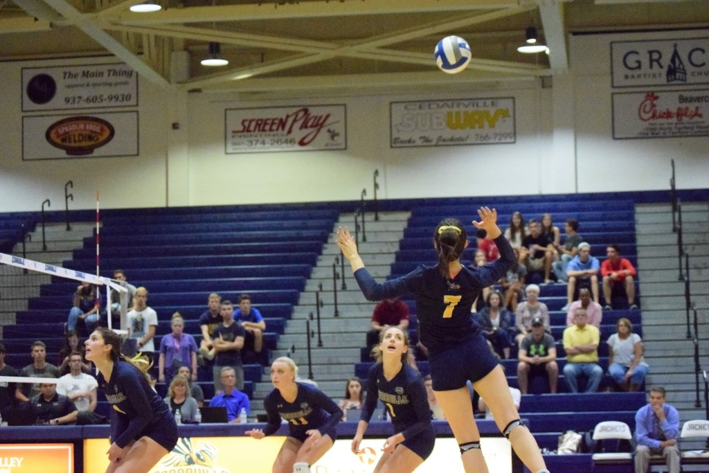 Lady Jackets Suffer Underwhelming Defeat to Tiffin