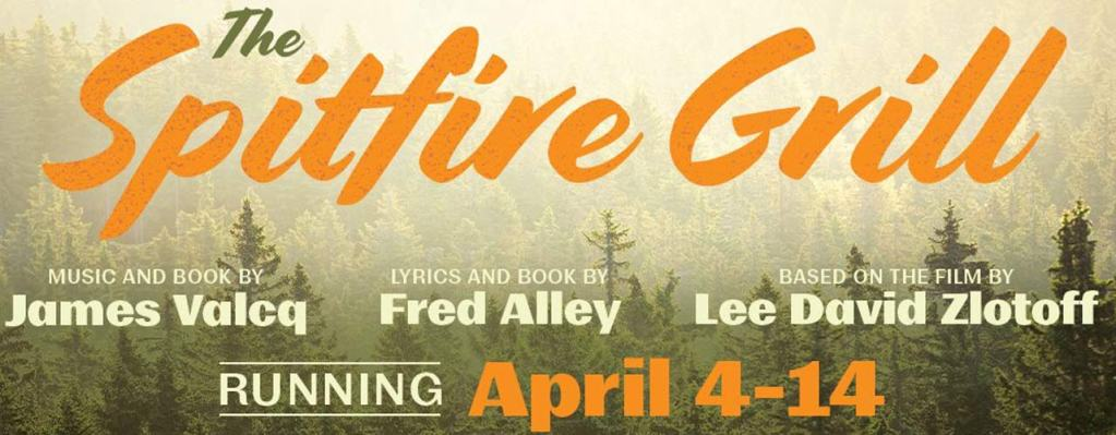 Play Review: 'The Spitfire Grill'