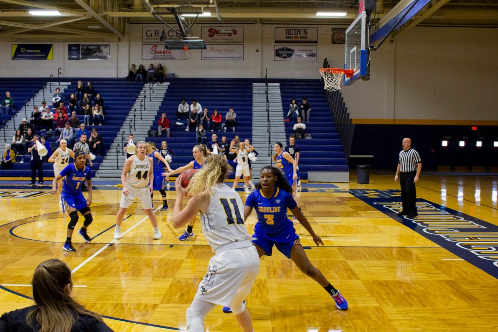 Bolender Wins it For Cedarville as Lady Jackets Take Eighth Straight Dub