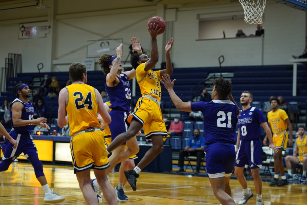 Men's Basketball Recap: Jackets Fall Just Short of G-MAC Championship