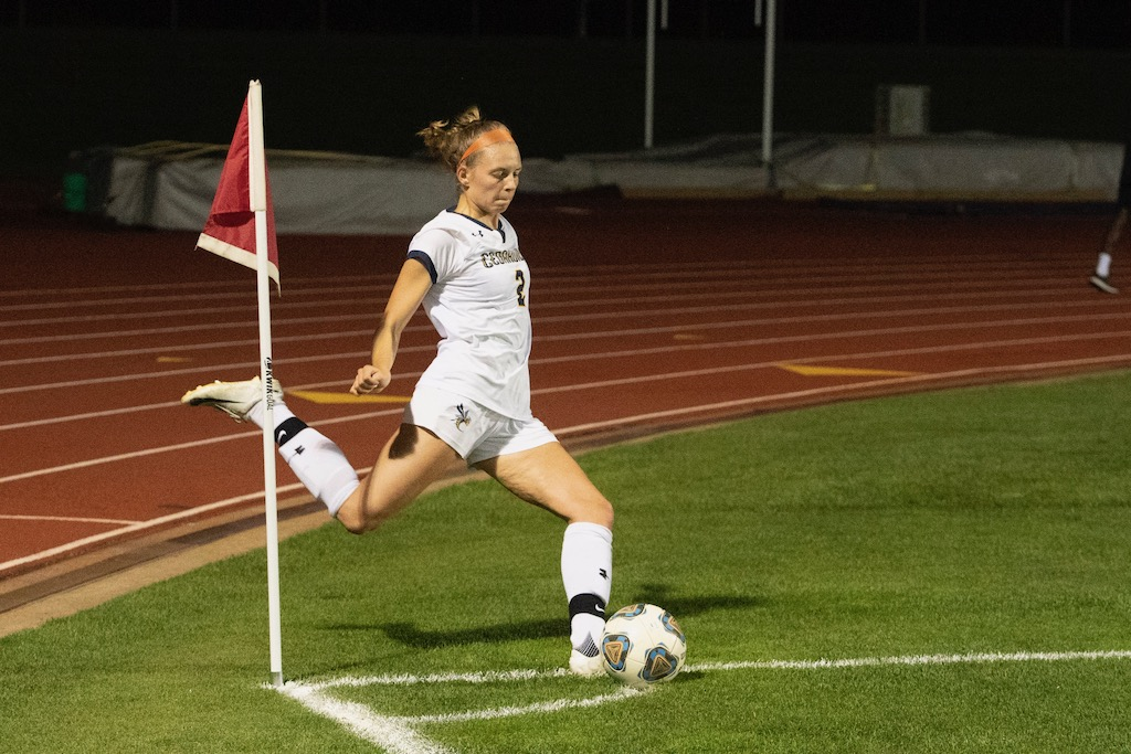 Hoffman Returns with an Assist in Win Over Malone