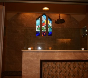 Cedars Woodworking designs and builds custom bathrooms in Lancaster, PA