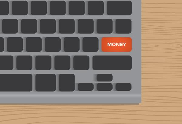 money, e-commerce platform, start selling online