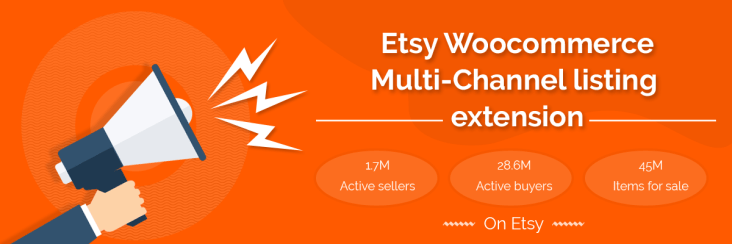 Etsy Woocommerce Multi-Channel App, enabling you to prepare for Long Festive season, launched