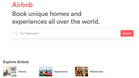 How to build a website like Airbnb -One stop solution for your business!