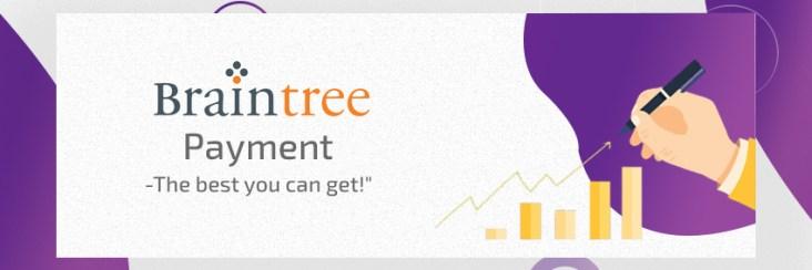 Magento 2 Vendor Braintree Payment Method