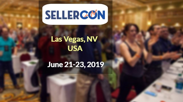 sellercon amazon seller event 2019