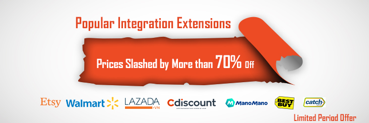 More than 70% OFF on Popular Magento Extensions by CedCommerce