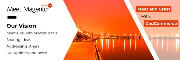 CedCommerce is attending Meet Magento India