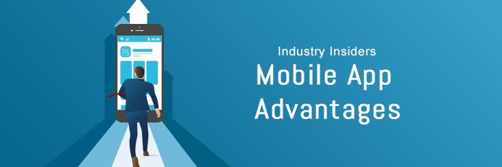 mobile app advantages