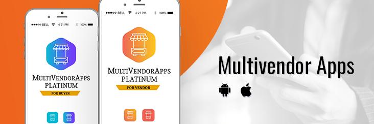 How to make marketplace mutivendor app