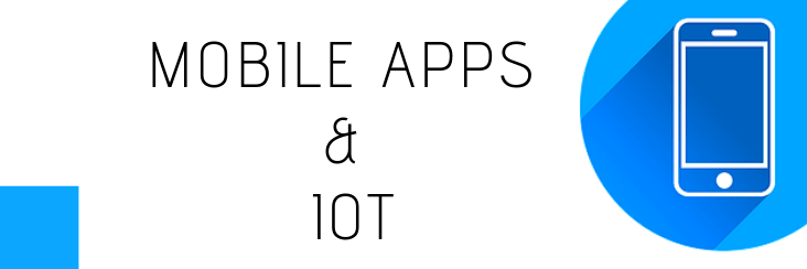 mobile app and iot