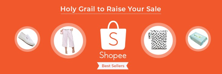 top selling products on Shopee
