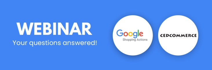 how to sell with google shopping actions