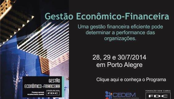 Programa Gestão Econômico - Financeira