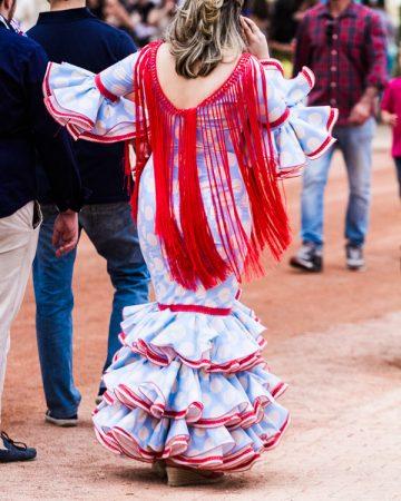 Experience La Feria in Cordoba, Spain