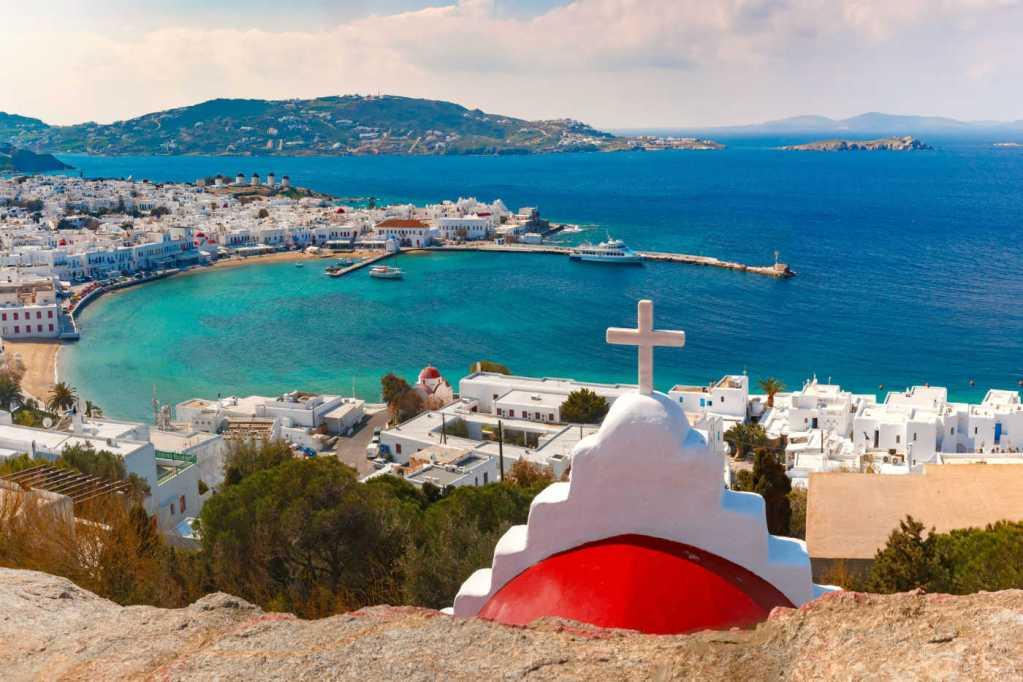 Mykonos, Greece – Sceptre