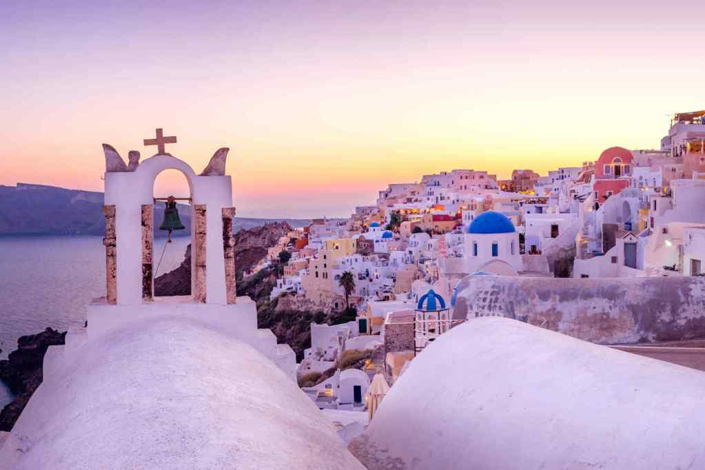 Santorini Greece – Sceptre