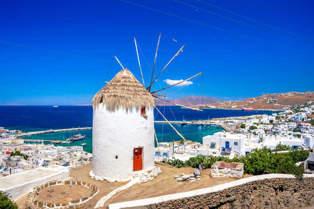 Mykonos Greece – Sceptre