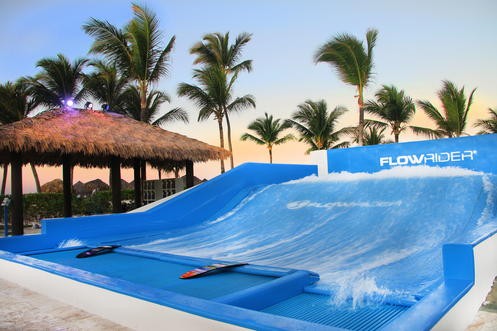 Hard Rock Hotel & Casino Punta Cana Flowrider 1