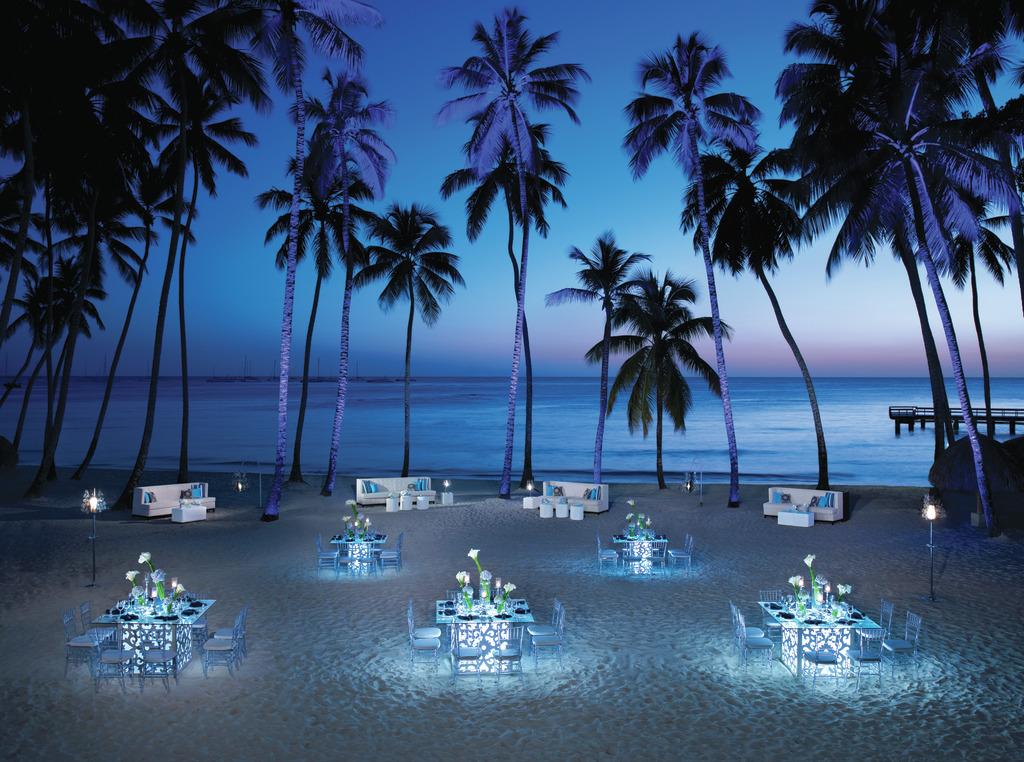 Hilton-La-Romana-Gala-Dinner-Beach