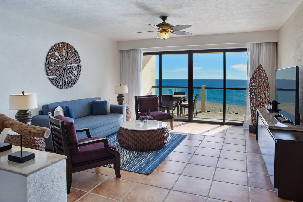 Hyatt-Ziva-Los-Cabos-Ocean-Front-Two-Bedroom-Grand-Master-King-Suite-Living-Area