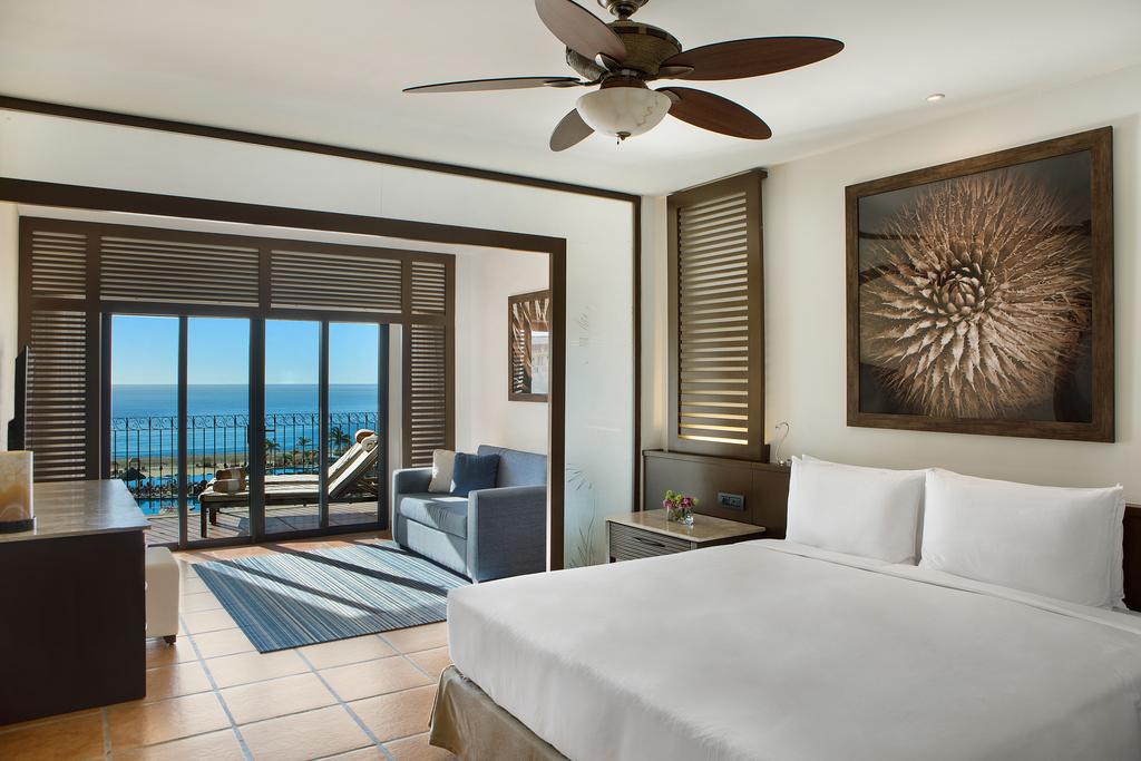Hyatt-Ziva-Los-Cabos-Ocean-View-One-Bedroom-Master-Suite-Bedroom