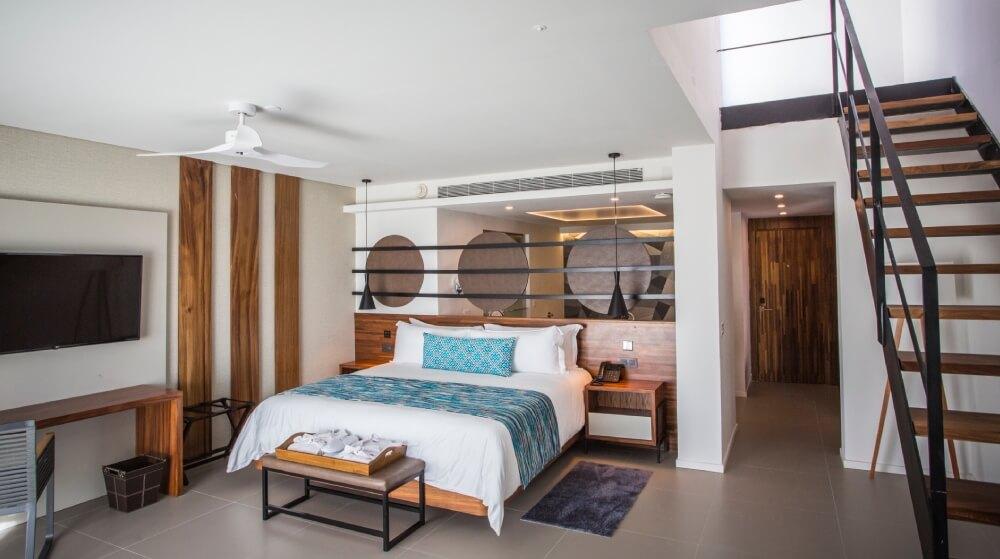 habitacion plunge pool suite