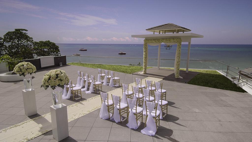 Sky Wedding Azul Beach Sensatori Jamaica