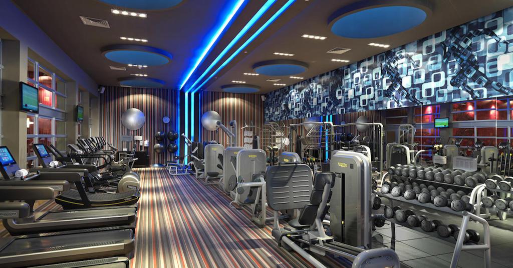 65aParadisusPlayaDelCarmen-Gym