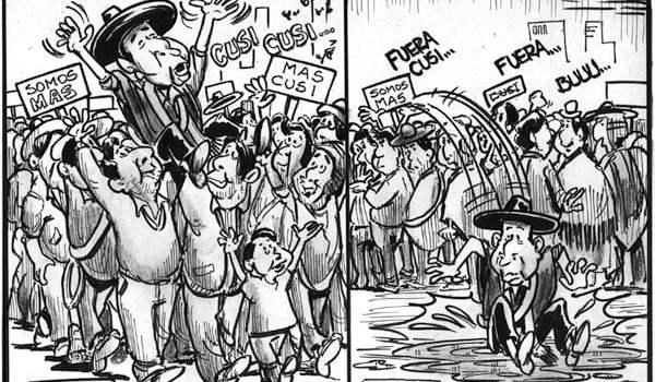 El Diario, 15 de agosto 2012 (Bolivia)