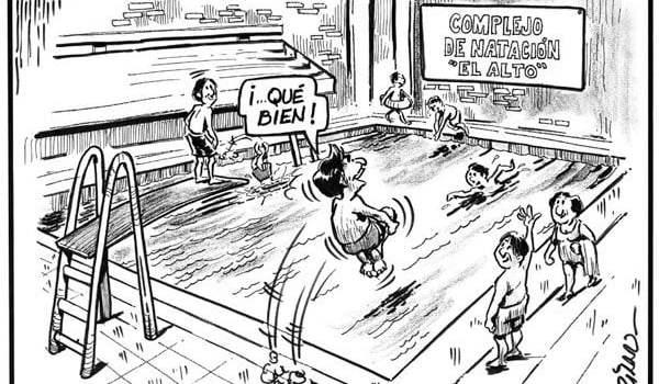 El Diario, 20 de agosto 2012 (Bolivia)