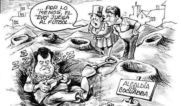 El Diartio, 18 de octubre 2012 (Bolivia)