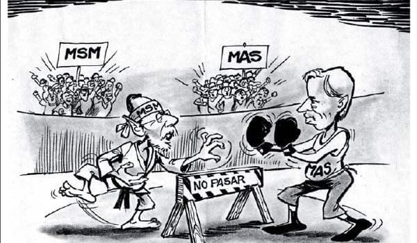 El Diario, 25 de abril de 2013 (Bolivia)