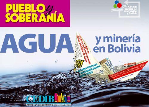 Agua y minería en Bolivia (1ra ed.)
