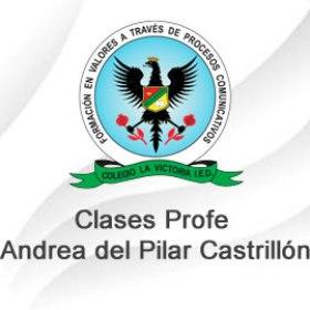 Clases Prof. Andrea del Pilar Castrillón