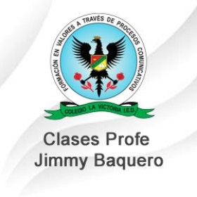 Clases Profe. Jimmy Baquero