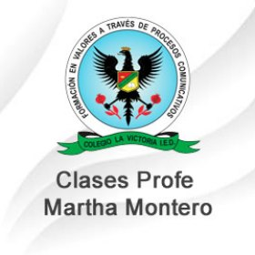 Clases Profe. Martha Montero