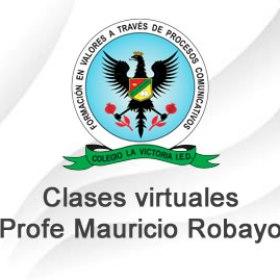 Clases Profe. Mauricio Robayo