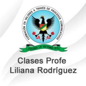 Clases Profe. Liliana Rodríguez