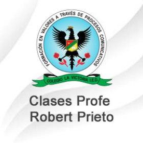 Clases Prof. Robert Prieto