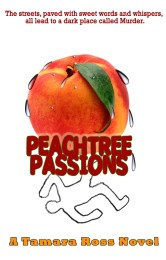 Peachtree Passions Book Cover